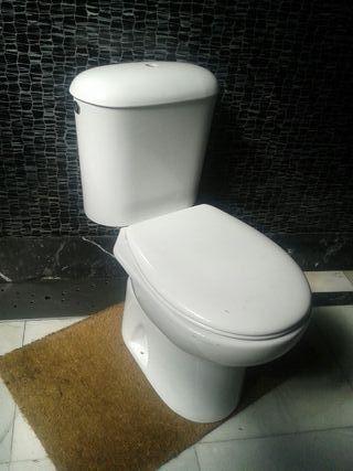 Taza baño salida suelo