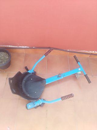 carro de hoverboard