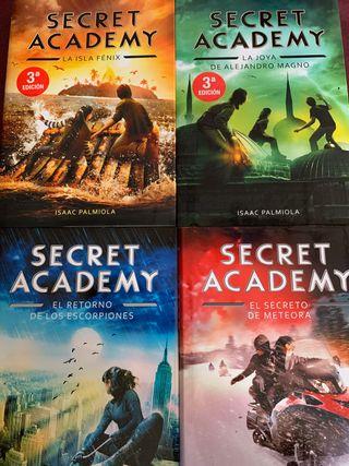 Secret academy
