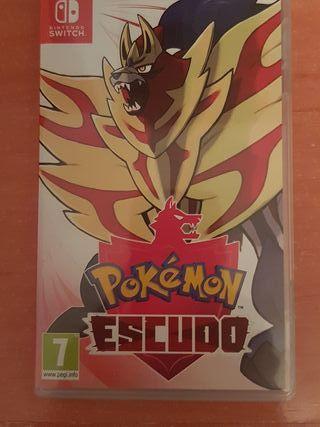 pokemon escudo Nintendo switch