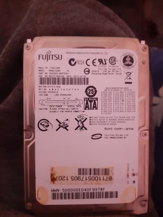 Hardisk Fujitsu 120.0GB