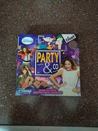 Juego Party Disney Channel