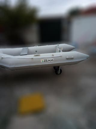 BARCA OZEAM300,MOTOR 1.3CV, SONDA,CARRO
