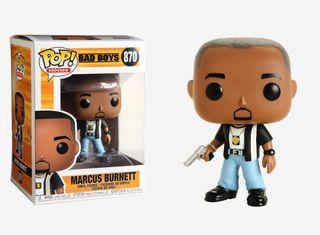 Funko POP! Nuevo BAD BOYS - MARCUS BURNETT 870
