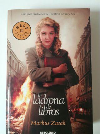 Novela La ladrona de libros