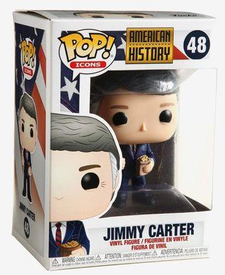 Funko POP! AMERICAN HISTORY - JIMMY CARTER 48