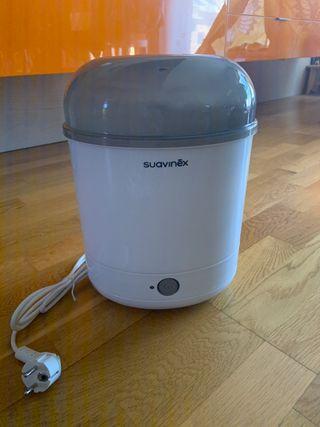 Esterilizador eléctrico SUAVINEX