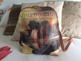 Mochila-bolso del Athletic