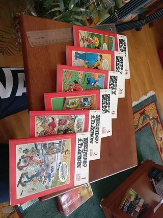 comics de Mortadelo y filemon y Zipi zape