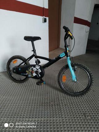 Bicicleta Infantil Niño