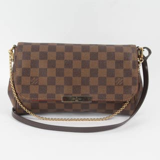 POCHETTE LOUIS VUITTON FAVORITE MM. ENVÍO GRATIS!