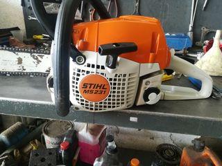 motosierra sthill 231