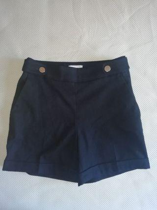 Pantalón cortos estilo marinero de HyM