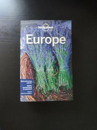 lonely planeta EUROPE 2018