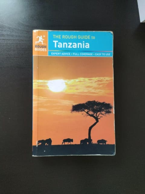 the touch guide to TANZANIA