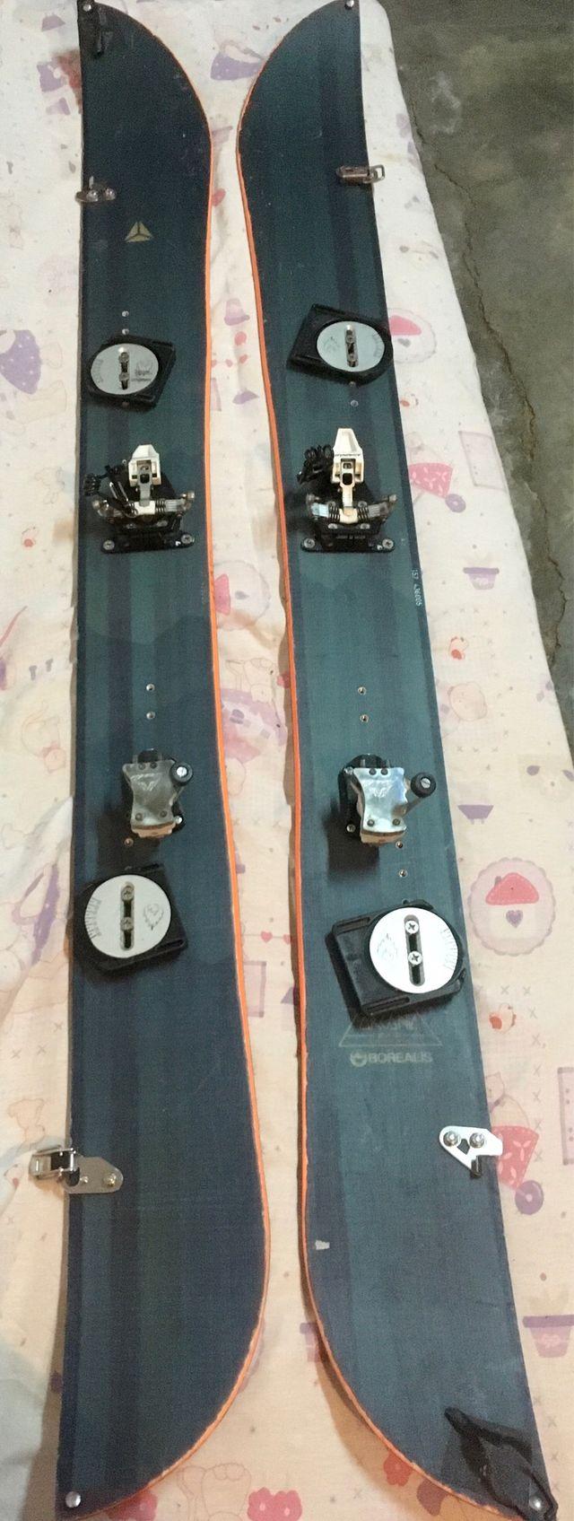 Splitboard 157