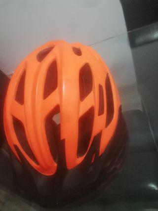 casco de bisibleta