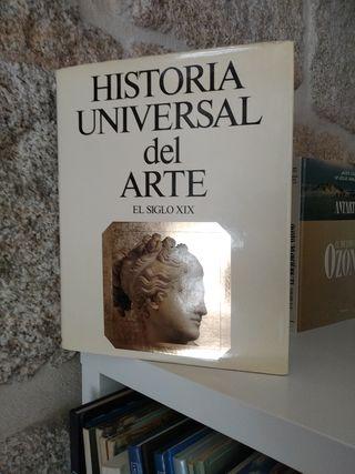 HISTORIA UNIVERSAL DEL ARTE