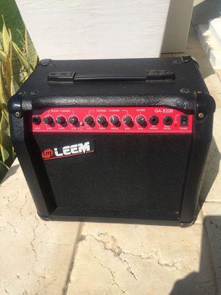LEEM GA-820R Guitar Amplifer