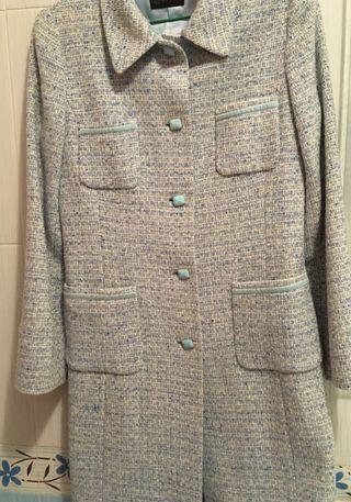 Abrigo lana Easy Wear