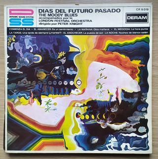 Disco de Vinilo The Moody Blues