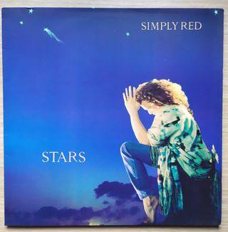 Disco de Vinilo Simply Red Stars