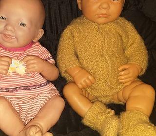 bebé recién nacido secado arias antonio juan