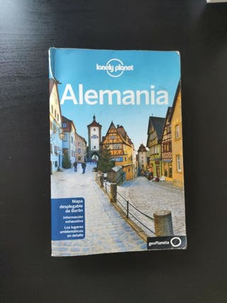 Lonely Guide Alemania 2016