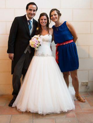 Vestido de novia T36