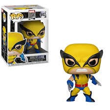 Funko Figura POP Marvel 80th First Appearance Wolv