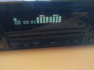 PIONEER CD DISC DOBLE