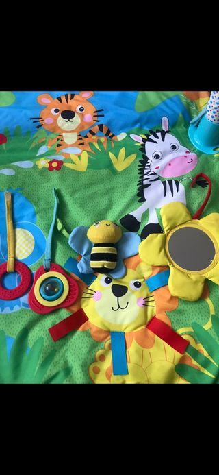 Baby Jungle Playmat