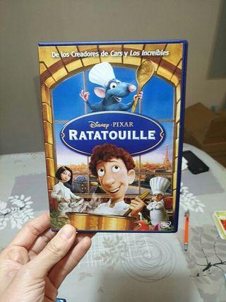 peliculas disney - Ratatouille - Rango