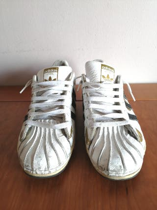 Bambas Adidas Super Star by Jeremy Scott