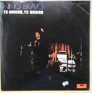 Disco de Vinilo Nino Bravo