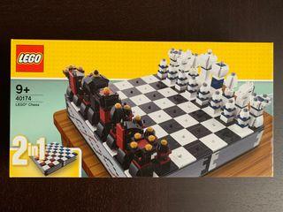 LEGO ajedrez 2 en 1