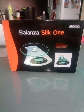 balanza electrónica cocina