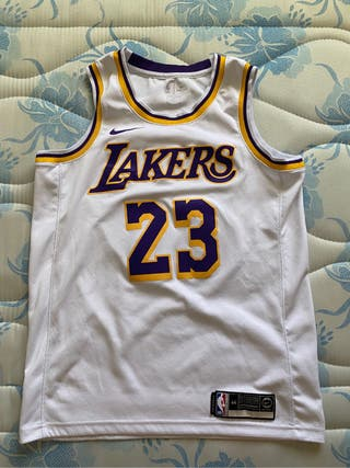 Camiseta Lakers James 23
