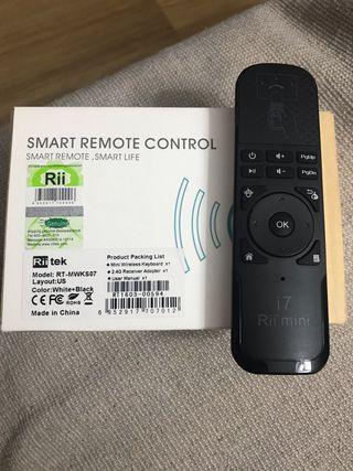 Mando control remoto