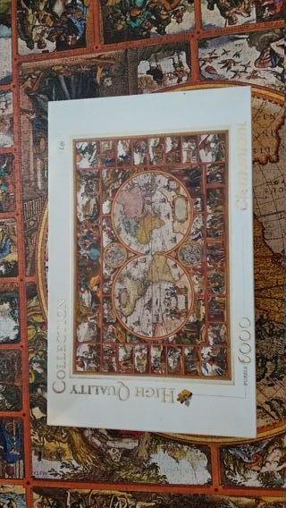Puzzle 6000 piezas