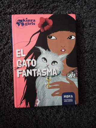 Kinra Girls El gato fantasmal