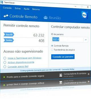 Informatico para servicios en remoto.