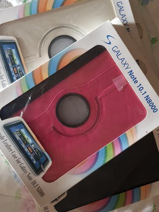 vendo funda para tablet Samsung Galaxy Note 10.1