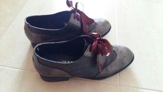Zapatos piel muy bonitos y elegantes 36-37