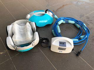 Naia limpiafondos robot limpiador piscinas