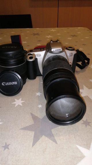 cámara reflex Canon Eos 300