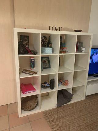 Mueble ikea estanteria, libreria