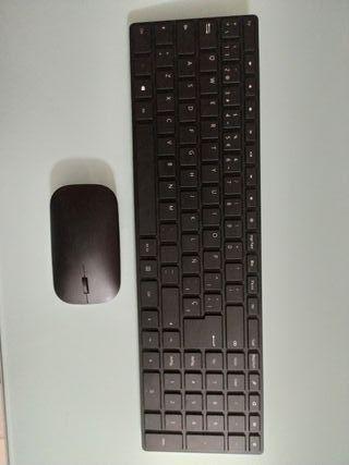 Teclado y Ratón Microsoft
