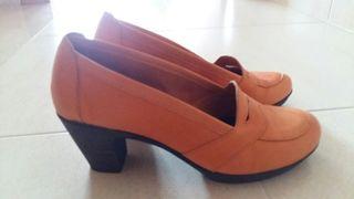 Zapatos piel Jose Sáenz 37