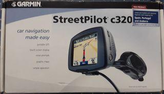 GPS GARMIN STREETPILOT C320
